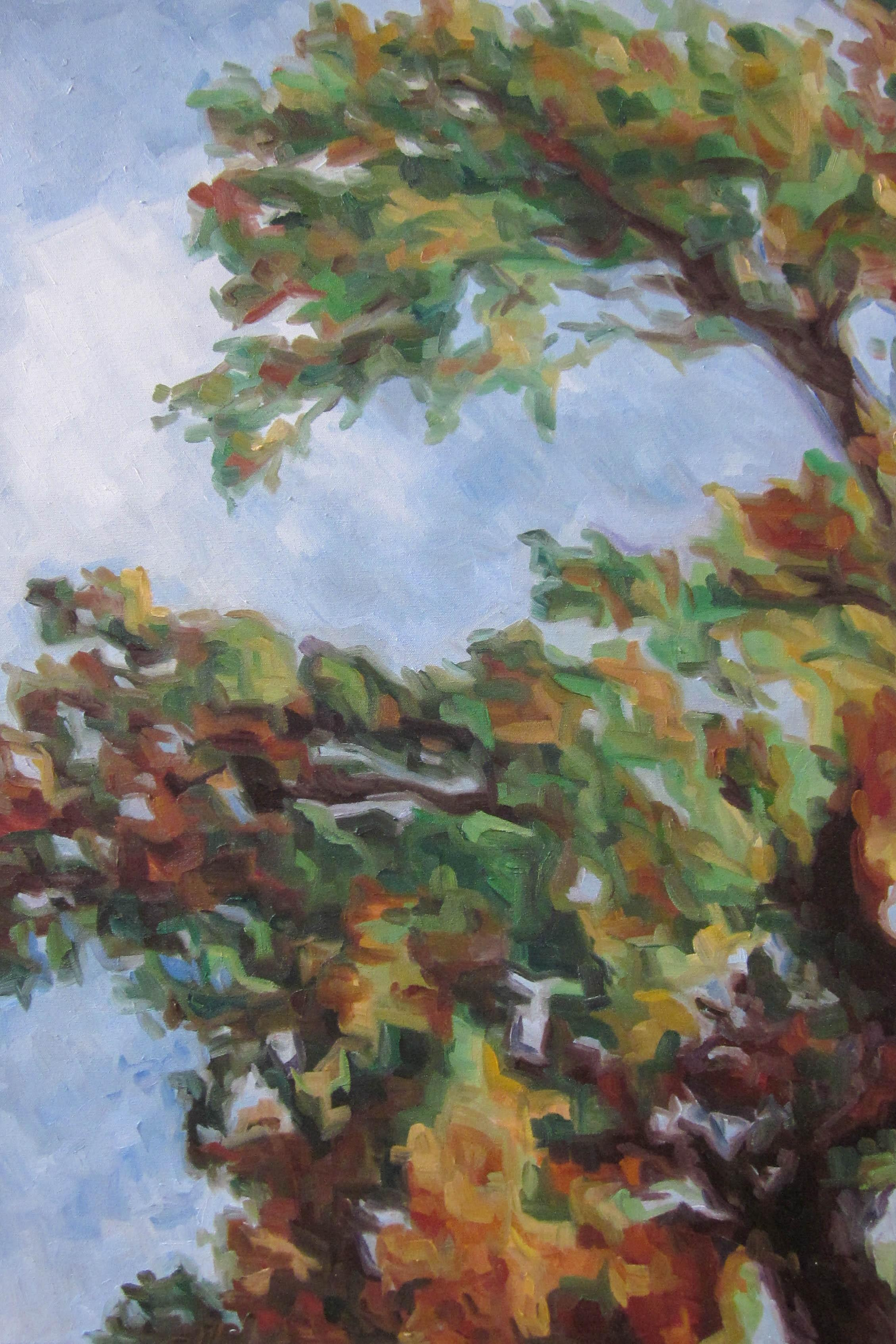 Cottonwood Painting A