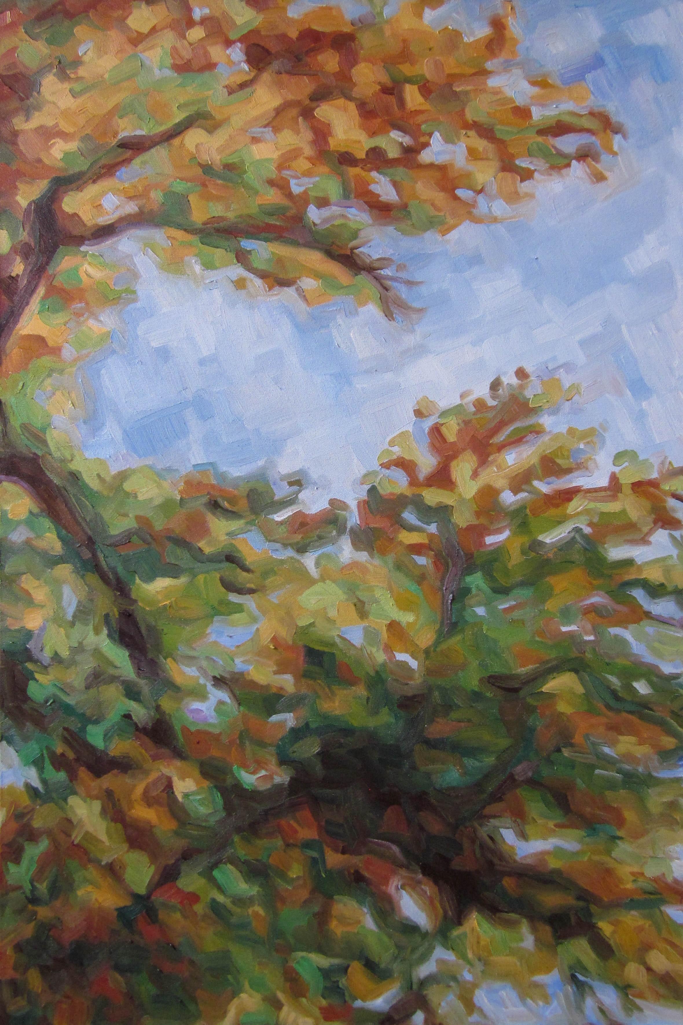 Cottonwood Painting C